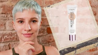 Loreal BB Cream C'est Magic Review + Demonstration On How To Use It | Phantasmagorical