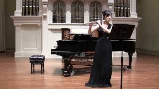 Paul Hindemith - 8 pieces for Solo Flute