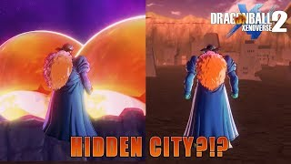 Hidden city? Out of map glitch (Any map) Dragon ball xenoverse 2