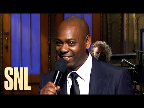 Dave Chappelle Stand-Up Monologue – SNL