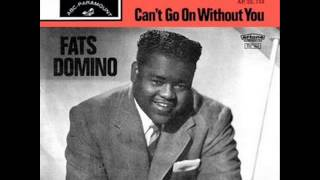 Fats Domino- Sally Was A Good Old Girl