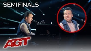 """Kodi Lee sings sings """"You Are The Reason"""" on America's Got Talent 2019 Semifinals"""