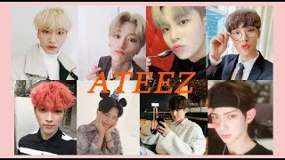 Kinda Helpful Guide To Ateez