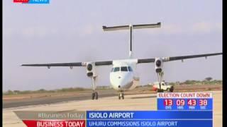 President Uhuru commissions Isiolo International Airport