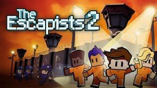Прохождение The Escapists 2 #1 + ссылка на скачивание игры
