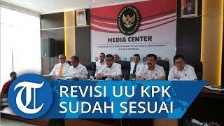 Wiranto Sebut Poin Pertama Revisi UU KPK Sudah Sesuai Keputusan MK