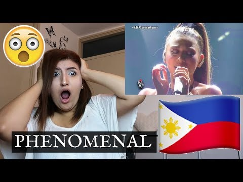 "Reacting to Morissette Amon VS Jed Madela ""Run to You"" ""I Have Nothing"" and ""One Moment in Time"""