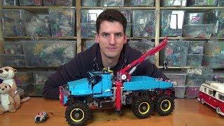 Der 42070 ist das enttäuschendste LEGO® Technic Modell, das ich kenne!