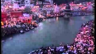 Mano Toh Mai Ganga Maa Videos   Anuradha Paudwal