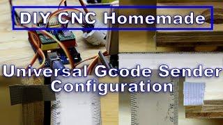 how to use universal gcode sender - Kênh video giải trí dành