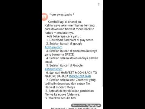 download-harvest-moon-back-to-nature-indonesia-iso-android-videos