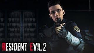 JesusAVGN В Resident Evil 2 | Хесус Прошел Демку