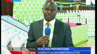 Election Preparation : Wafula Chebukati gives an elaborate plan ahead of the forth coming elections