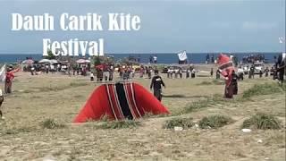 Layangan Pecuk Lomba Di DCBK Festival