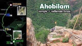 Ahobilam | Adventurous & Beautiful Temple, nature, Trekking Ahobilam | Ugra Stambham @ Ahobilam