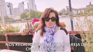 RELACIONES DE PAREJA DE CHAKRA A CHAKRA