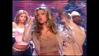 Jessica Simpson - Irresistible Live The Tonight Show with Jay Leno 2001 (HD)