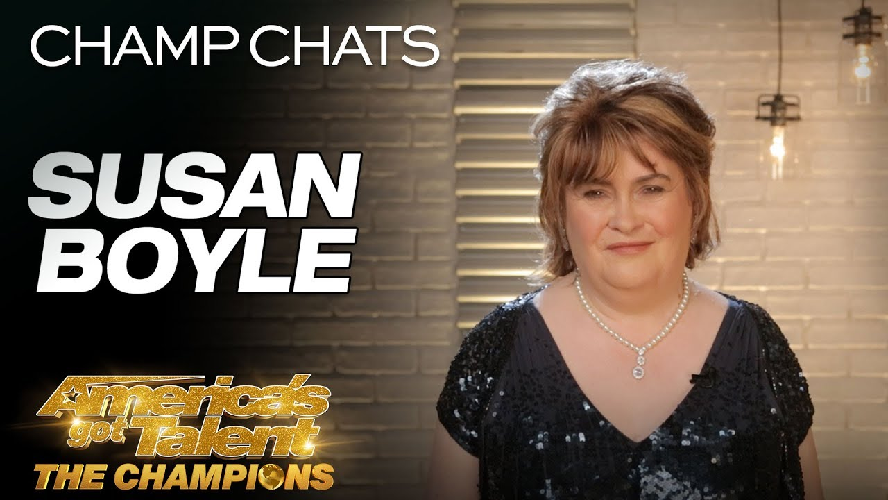 Susan Boyle Describes Her Iconic Golden Buzzer Moment - America's Got Talent: The Champions thumbnail
