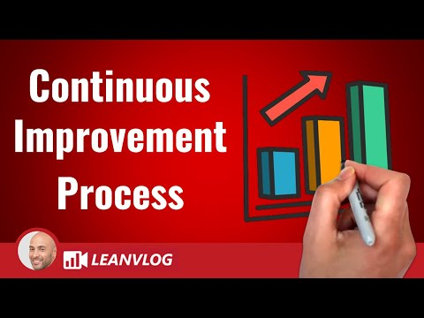 Continuous Improvement Process - YouTube
