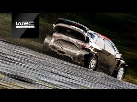 WRC - Rally Gales Highlights