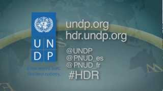 Animation: Human Development Report 2013 - Rise of the South | hdr.undp.org | #hdr