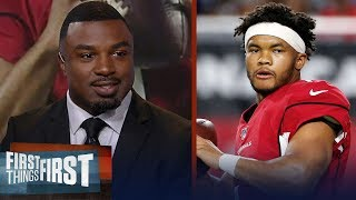 Brian Westbrook isn't buying Kyler Murray is a 'Generational Talent