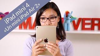 iPad mini 4 : un