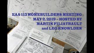 Homebuilders Meeting