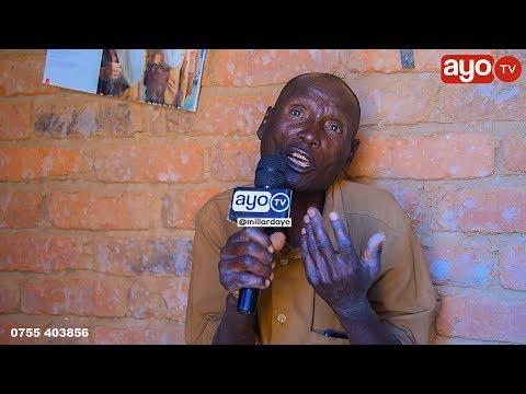EXCLUSIVE: MZEE AOMBA MSAADA MTOTO WAKE AKATWE MKONO