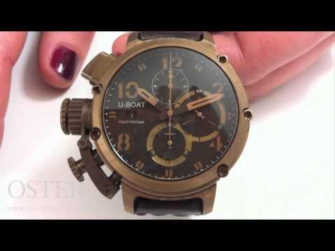 U-Boat U-51 Chimera Bronze Watch