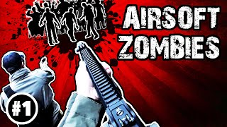 Airsoft ZOMBIE event   Chapter One   Swamp Sniper