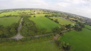 ZOHD orbit neon FPV Wing, Haslington, Cheshire