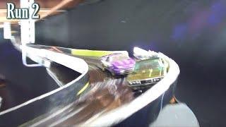 Nissan 300ZX vs. Olds 442 - Race 2 - Group 2 - La Ventura Road Race (2019)