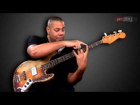 FREE BASS GUITAR LESSON: Learning the Major Scale with Brent-Anthony Johnson