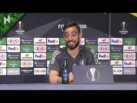 I need to do MORE to be compared with Cantona! | Man United v Sevilla | Bruno Fernandes presser