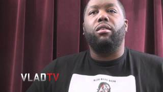 Kiler Mike Talks About His Feud With Big Boi