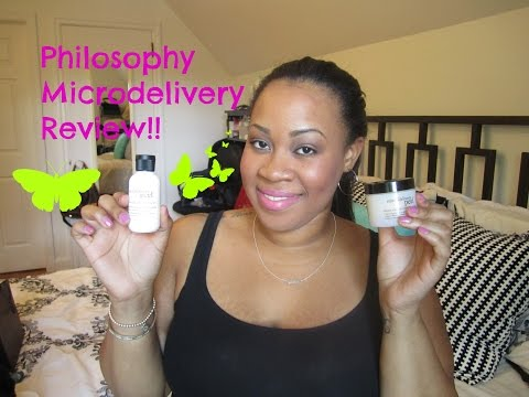 The Microdelivery Exfoliating Facial Wash by philosophy #2