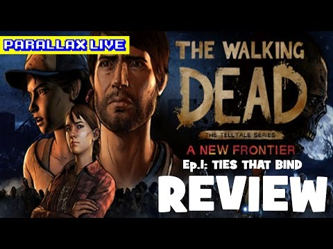 REVIEW: The Walking Dead: A New Frontier: Ties That Bind Part 1 (PC, PS4, Xbox One, Android, OSX) video thumbnail