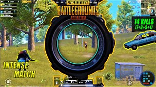 PUBG MOBILE | Amazing Match Win On Military Base With RON