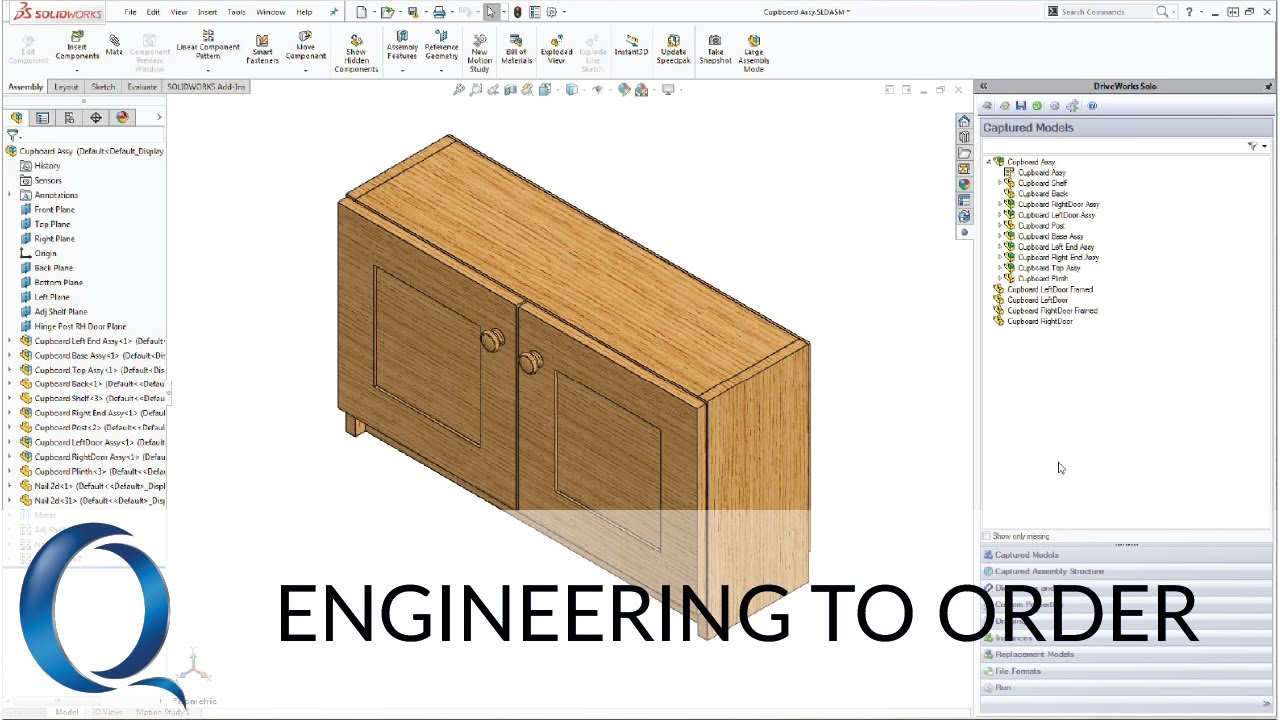 Engineering to Order