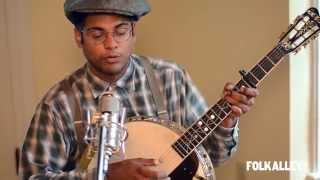 """Folk Alley Sessions: Dom Flemons - """"But They Got It Fixed Right On"""""""