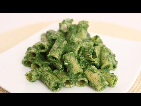 Rigatoni with Kale Pesto – Laura Vitale – Laura in the Kitchen Episode 663