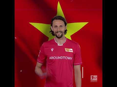 Các ngôi sao Bundesliga gửi lời chúc U23 Việt Nam thành công bằng tiếng Việt