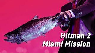 Hitman 2 - Miami Level play-through (E3 2018)