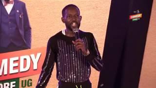 Alex Muhangi Comedy Store Nov 2019   Mc Mariachi