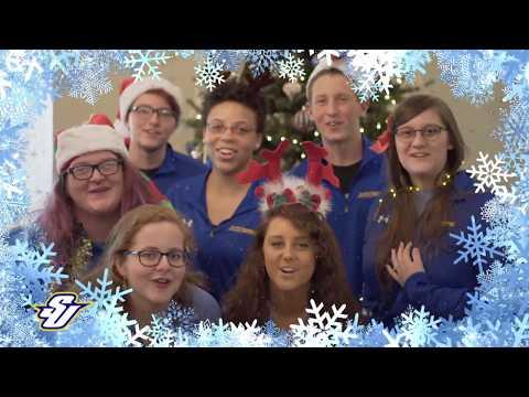 Happy Holidays from Spalding University