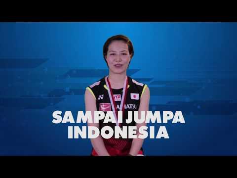 Blibli Indonesia Open 2019 - Story Of The Medal YUKI FUKUSHIMA (JPN)