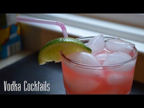 Video Vodka Based Cocktails (Part 1) ????