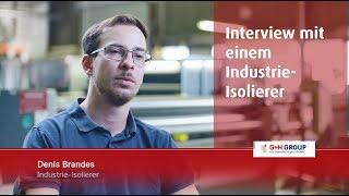 Wie ist die Ausbildung zum Industrie-Isolierer bei der G+H Group? | Interview mit einem ehem. Azubi