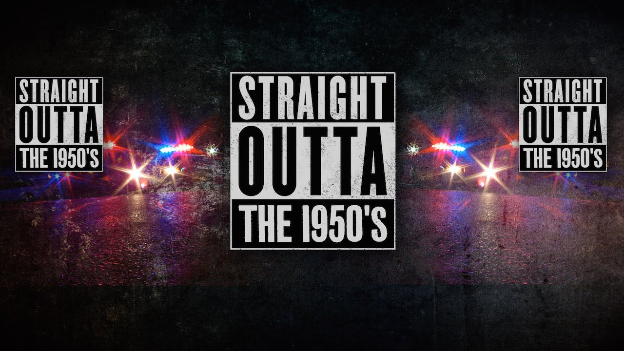Extra Straight Outta Compton Police = Racism? thumbnail